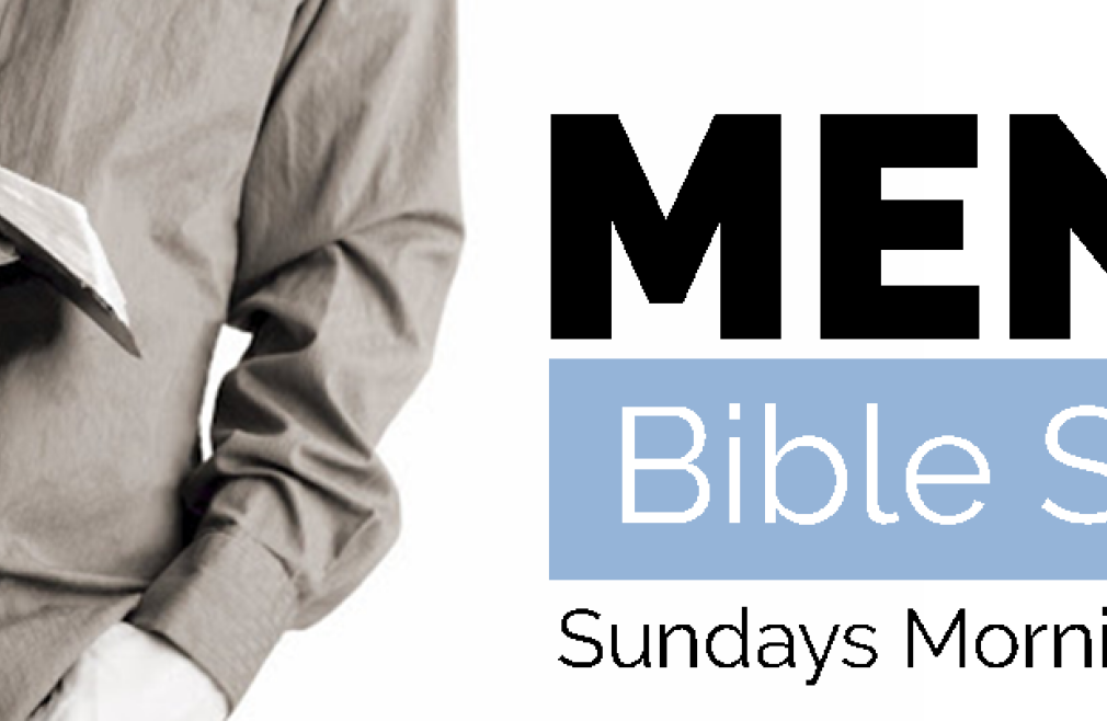 Men's Bible Study (Sunday Mornings 8-9am)